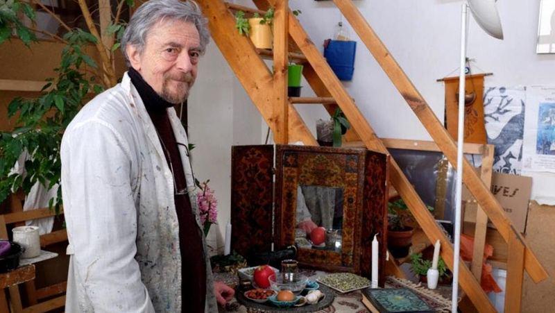 عباس معیری، مینیاتوریست مطرح ایرانی امروز صبح ۲۴ اکتبر ۲۰۲۰ در پاریس درگذشت