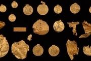 کشف گنجینه طلا متعلق به عصر ماقبل وایکینگها در دانمارک