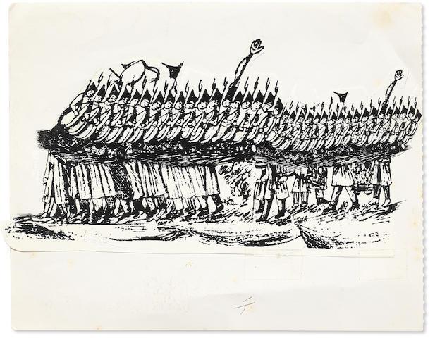 نگاهی به آثار هنرمندان ایرانی در حراج هنرمعاصر و خاورمیانه بونامز