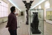 گزارش تصویری نشریه ارت دیلی از بازگشایی موزه ملی ایران در تهران