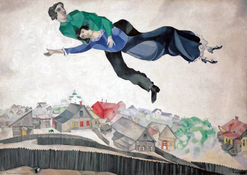 نقاش جهان خیال انگیز 142 ساله شد