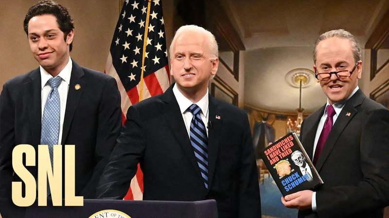 معرفی یک «جو بایدن» جدید در فصل چهل و هفتم Saturday Night Live