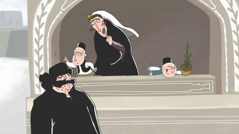 آسیفا برخی از انیمیشنهای ایرانی را نمایش میدهد