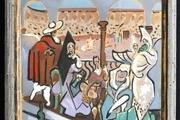 تابلویی منسوب به پیکاسو ۱۵۰ هزار دلار فروخته شد