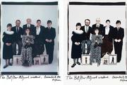 خانواده سوژه اصلی هنرِ عکاسی و نقاشی  السا دورفمن و جوناس وود