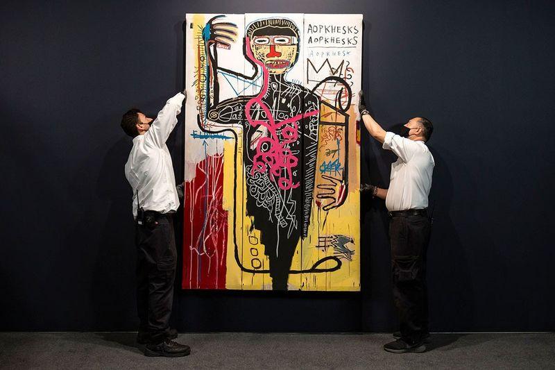 فروش انلاین و آثار  NFT بازار هنر را تقویت کرد