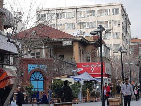 ساختمان تاریخی نشریه توفیق