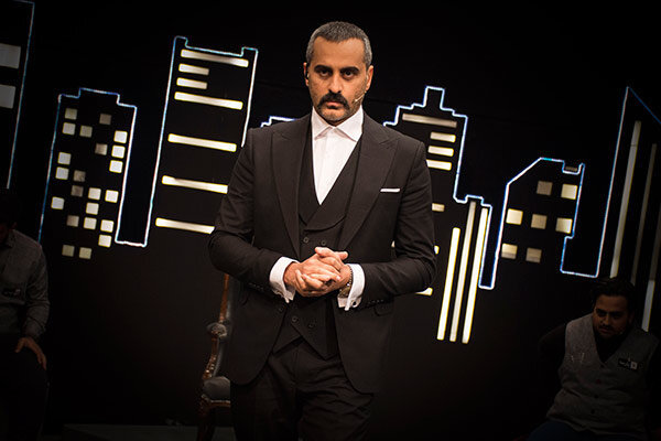 علیرام نورایی با «شهروند و مافیا» هیجان را به خانه ها می آورد/ببینید