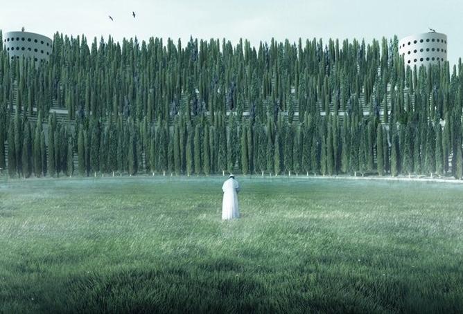 تبدیل استادیوم سانسیرو در میلان به بنای یادبودی برای قربانیان کرونا
