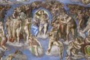 کتاب 22 هزاردلاری با دقیقترین تصاویر از نقاشیهای میکل آنژ در کلیسای سیستین