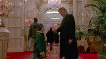 ترامپ بلاتکلیف در «تنها در خانه»/حمله سلبریتیها به بازیگر هالیوودی طرفدار آقای رئیس