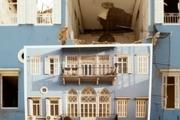 محلههای بیروت قبل و بعد از انفجار