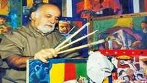 میخواهم آروزی پدرم هانیبال الخاص، که گردآوری کاتالوگی از آثارش بود را بعد از ده سال برآورده کنم