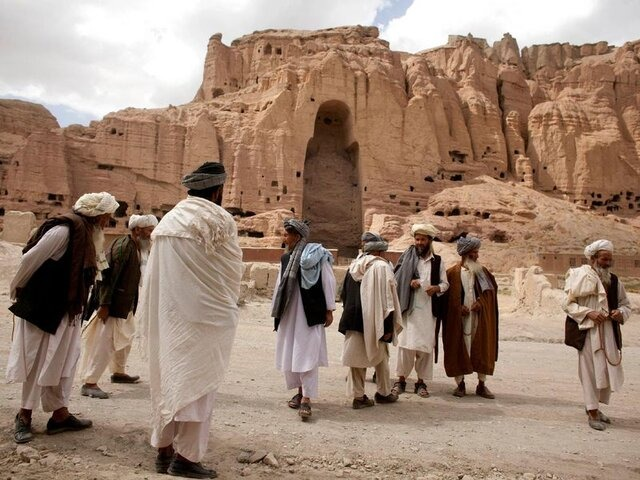میراث فرهنگی افغانستان در خطر تخریب