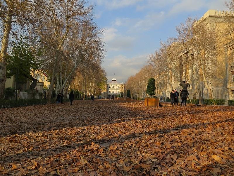 سومین رویداد هنری پاییز برگ برگزار میشود