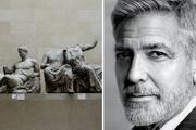 «جورج کلونی» : مرمرهای ۲۵۰۰ ساله پارتنون را به یونان بازگردانید