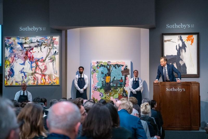 بازار هنر جهان تشنه آثار جدید است
