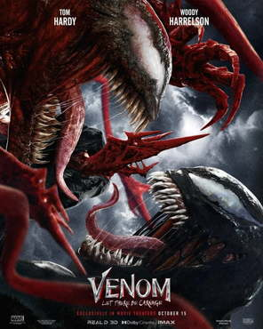 پوستر جدید برای VENOM