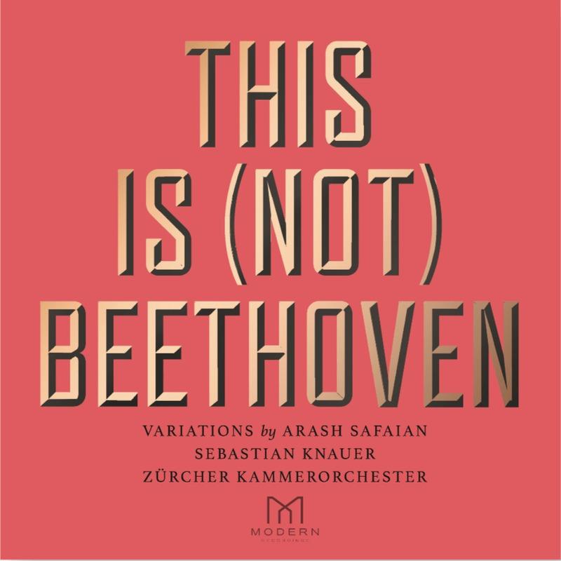 انتشار آلبوم موسیقی «این بتهوون نیست»به آهنگسازی آرش صفائیان